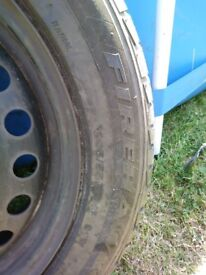 FORD MONDEO FULL SIZE 16 INCH SPARE WHEEL