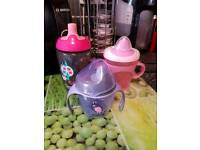 3 z tommee tippee cups