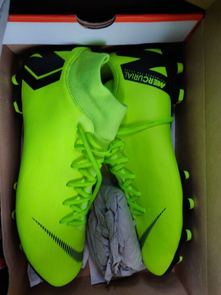 b6857e0fdec07 Nike Mercurial Superfly Academy DF Mens FG Football Boots used once