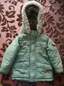 18-24 months John Rocha Winter Coat
