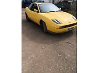 1995 N Fiat Coupe 16V 2.0 Turbo Petrol Manual. No MOT, Ideal Track Car