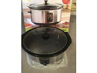 6.5 L Slow cooker Prole