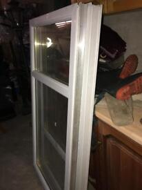 Double glazed window x 2