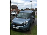 FIAT DOBLO 1.4 EASYAIR SPACEPLUS GOWRINGS MOBILITY CONVERSION WHEELCHAIR ACCESSIBLE VEHICLE