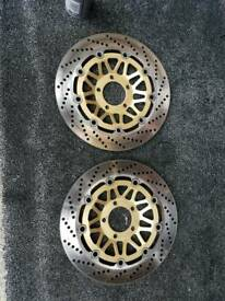 Suzuki bandit 1200 brake disc