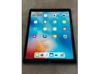 IPAD PRO 12.9'' SPACE GREY 128gb WIFI & CELLULAR 4g UNLOCKED, IN PRISTINE CONDITION, rrp£849
