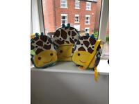 Skip hop zoo giraffe items