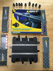 Scalextric C8295 Elevated Crossover Edited and Boxed