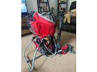 Deuter child carrier hiking backpack