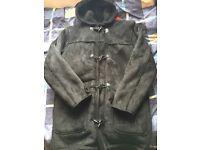 Men's coat £15