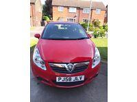 2008 1.0L Vauxhall Corsa Active