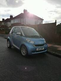 2011 SMART FOURTWO- moving away need quick sale