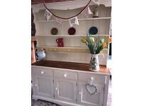 Welsh farmhouse dresser