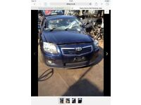 Toyota avensis d4d 03 to 08 models