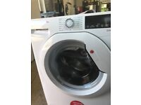 Ex display Hoover DXA68W31-80 Washing Machine 8kg A+++ 1600spin