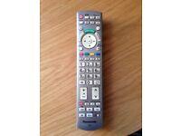 Panasonic TV Remote Control N2QAY8000572 (10214A)