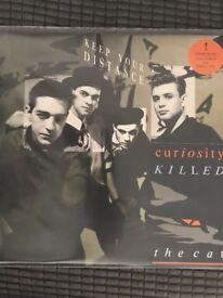 Curiosity Killed The Cat - Keep Your Distance (vinyl)