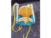 Toddler Swing Seat - Roundhay Park Leeds 8 - Can Deliver