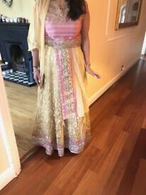 Stunning Bollywood new Lenga Choli