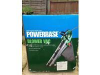 Powerbase blower vac
