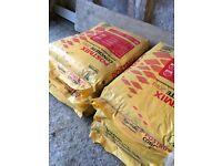 6 bags of new Tarmac Postmix Concrete 20kg