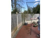 Carp fishing landing net