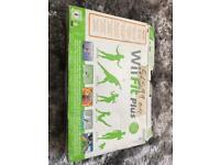 Nintendo wii fit plus board and game