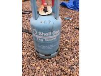 Shell gas