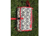 Skip Hop nappy bag / changing clutch