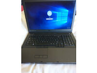 dell precision M6600 i7 16gb ram 1200gb of hard drive gaming laptop