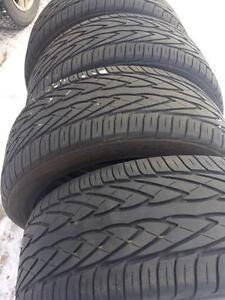 4 pneus 235/50r18 toyo