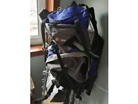 Backpack ideal for travels