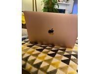 Apple MacBook Retina,12-inch,2017,256GB, Rose Gold