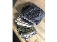 Boys 12-18 months joggers and jeans bundles