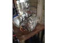 Scorpion 200cc quad engine