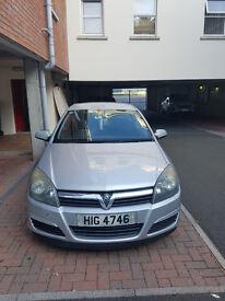 Vauxhall Astra 1.7 Club CDTI 2005