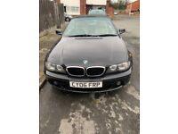 BMW, 3 SERIES, Convertible, 2006, Manual, 1995 (cc), 2 doors