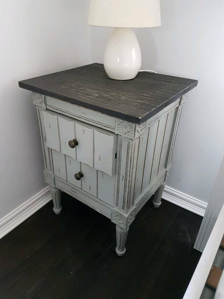 Made dot com Bedside Table