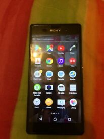 Sony xperia z3 .excellent condition