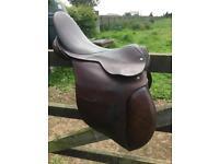 Gp English leather saddle bargin