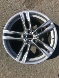 "BMW Alloy wheel 20"" 640d wheel"