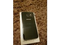 Samsung s6 edge 32gb in black perfect working order