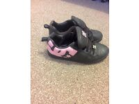 5 pairs of shoes size 4