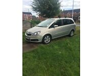 2007 Vauxhall Zafira CDTI, Diesel, 7 seater, GOOD CONDITION - Price NEGOTIABLE