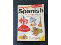 Learn Spanish complete home course DVD and book