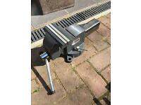 "Stanley 6"" bench vice"