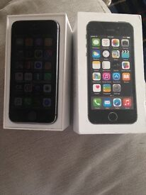 EE/ Orange iPhone5s silver VG condition, perfect working order