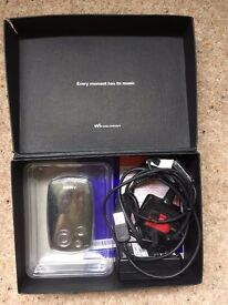 Sony NX-A1000 6GB Digital Music Player MP3 WAV etc.