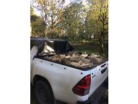 Firewood Logs seasoned and free delivery