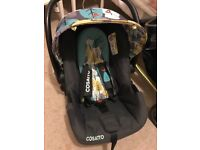 Cosatto giggle two travel system firebird